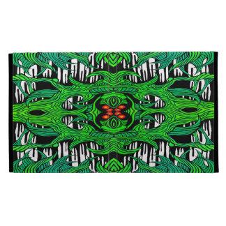 green monster ipad folio case