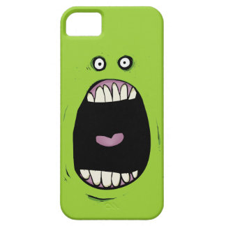 Green Monster iPhone 4 Case