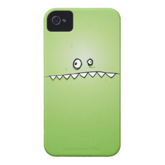 Green Monster On My iPhone 4 Case