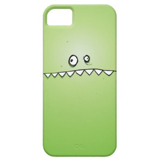 Green Monster On My iPhone 5 Case