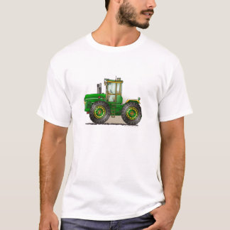 Green Monster Tractor Apparel T-Shirt