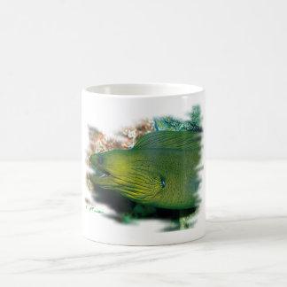 Green Moray Mug
