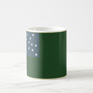 Green Mountain Boys and the Vermont Republic Flag Coffee Mug