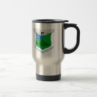 Green Mountain Boys Gear- Travel Mug