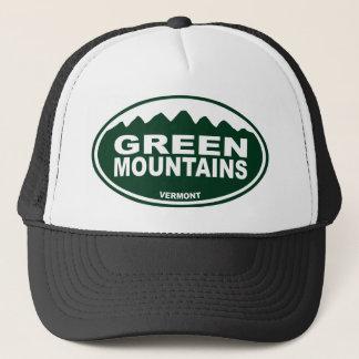 Green Mountains Trucker Hat