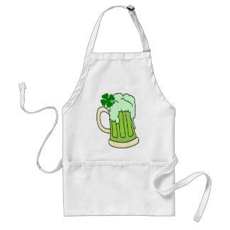 Green Mug Standard Apron