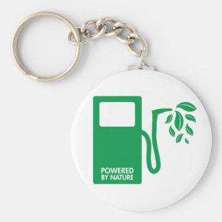 Green Nature Biofuel Key Chains