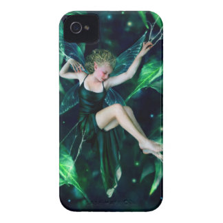 Green Nature Fairy iPhone 4 case