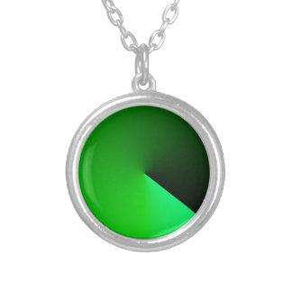 Green necklaces pendants