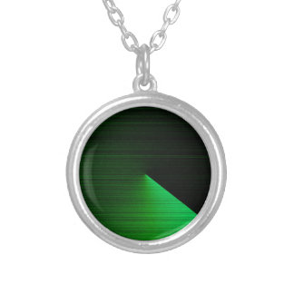 Green necklaces pendant