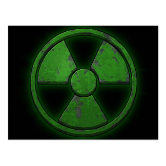 Green Nuke Post Cards