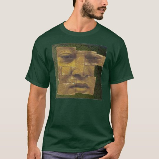 Green Nusrat T-Shirt