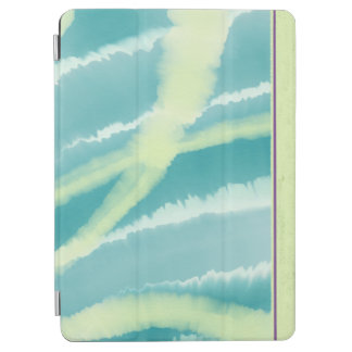 Green ocean watercolor Apple iPad iPad Pro Cover