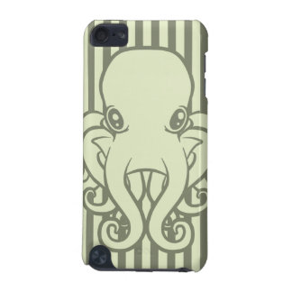 Green Octopus iPod Touch 5G Covers
