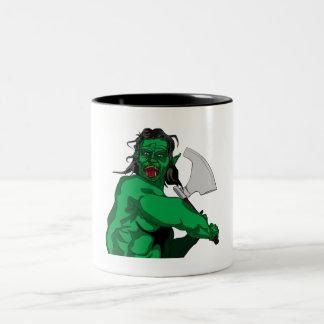 Green Ogre Mugs