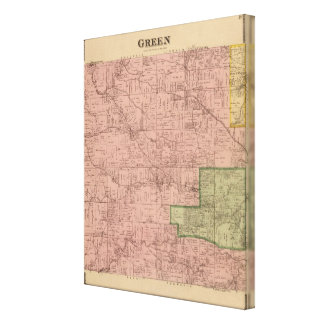 Green, Ohio Canvas Print