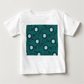 Green olive polka dot pattern shirts