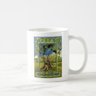 Green Olives 2014 Basic White Mug