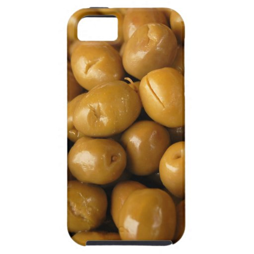 Green Olives iPhone 5 Cases
