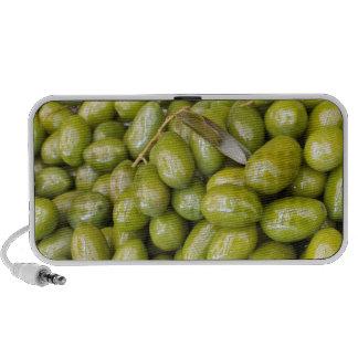 Green Olives Notebook Speakers