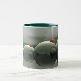 Green Olives Techno Mug