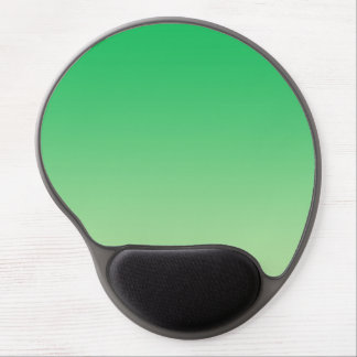 """""""Green Ombre"""" Gel Mouse Pad"""