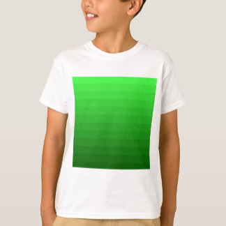 GREEN OMBRE T-Shirt