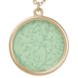 Green on Green Branches Custom Jewelry