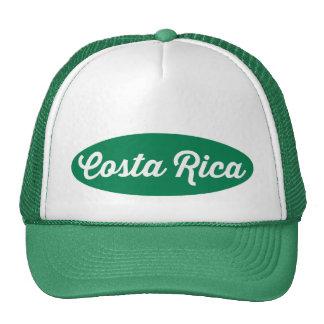 Green Oval Costa Rica Logo Hat