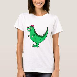 Green Pachycephalosaurus T-Shirt