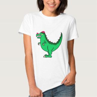 Green Pachycephalosaurus Tshirt