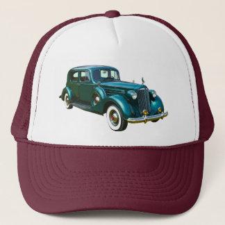 Green Packard Luxury Car Trucker Hat