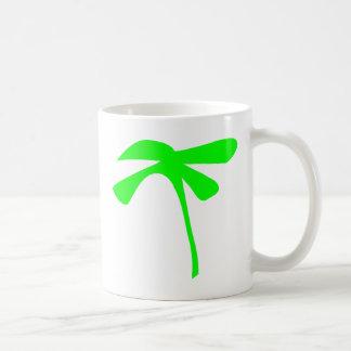 green palm icon mugs