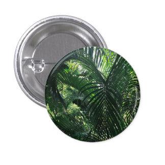 Green Palm Tree Button