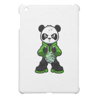 Green Panda iPad Mini Cases