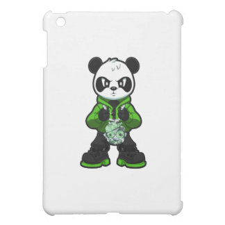 Green Panda iPad Mini Cases