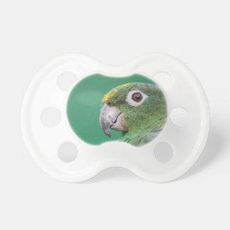 Green Parrot Dummy
