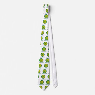 GREEN PARTY TIE