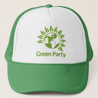 Green Party Trucker Hat
