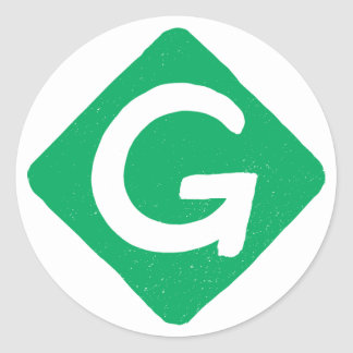 Green Party US sticker