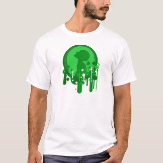 Green pattern of hope T-Shirt