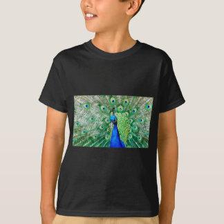 Green Peacock T-Shirt