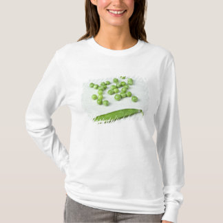 Green peas and husk T-Shirt