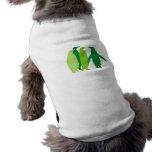 Green Penguins Pet Tee Shirt