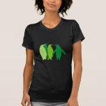 Green Penguins Tshirts