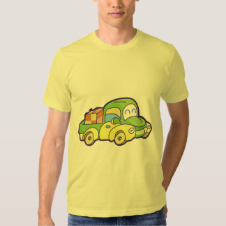 Green Pickup Truck Tshirts and Gifts