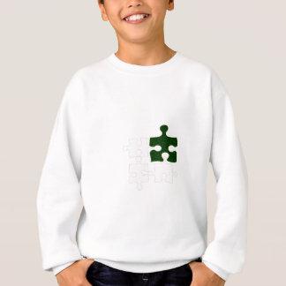 Green Piece Sweatshirt