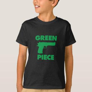 Green Piece T Shirts