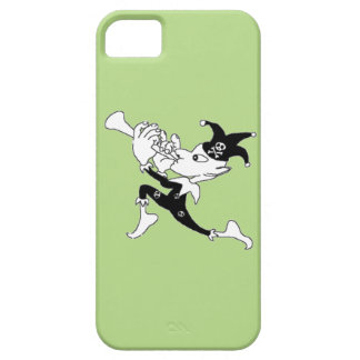 Green Pied Piper iPhone 5 Covers