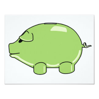 Green Pig Announcements